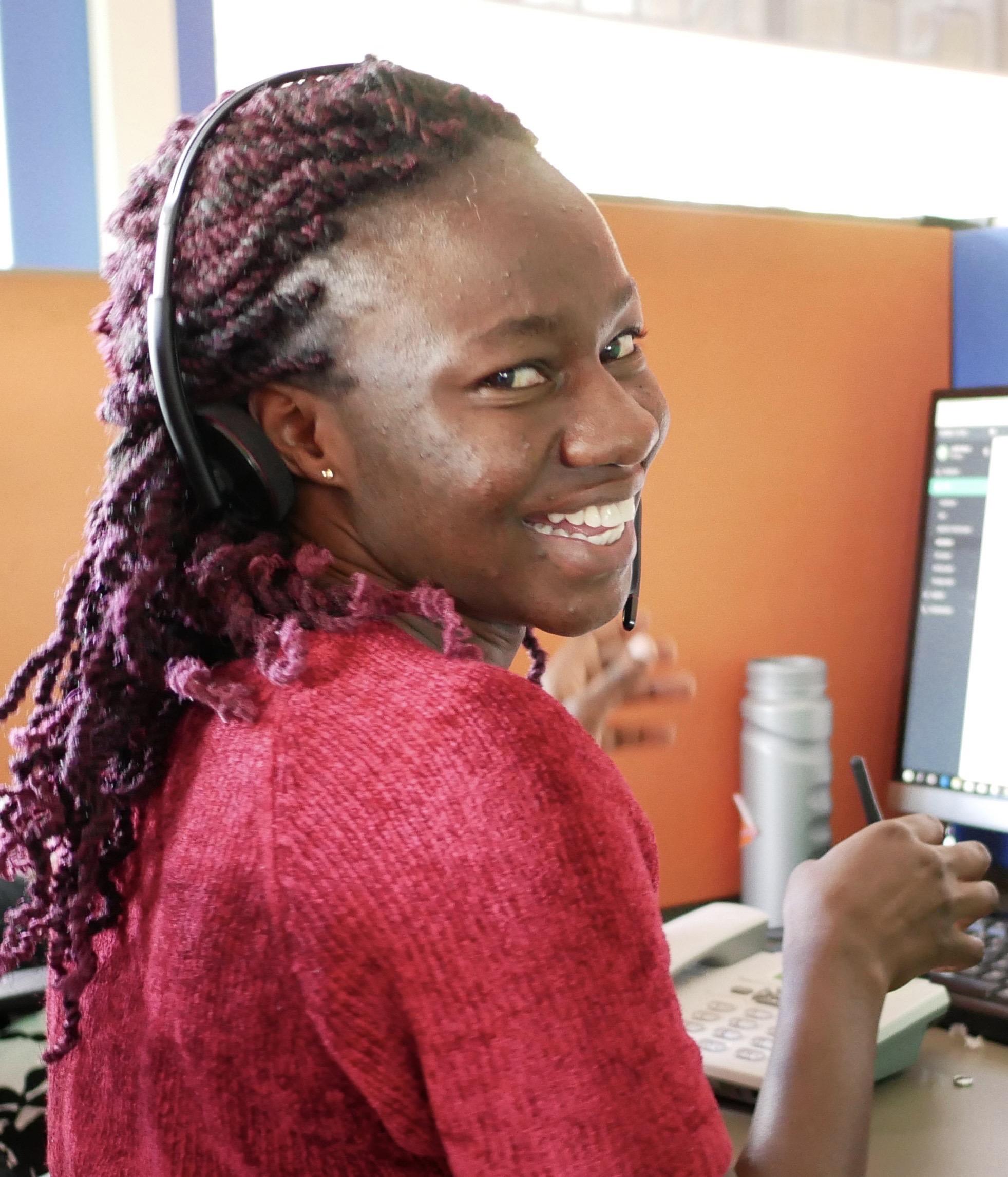 Staff Upper 23 female CSR