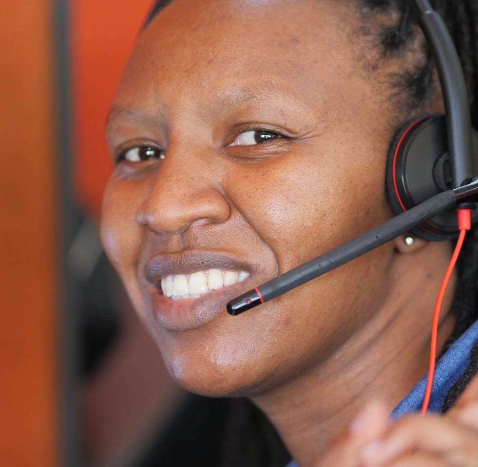 Staff Upper 19 female CSR