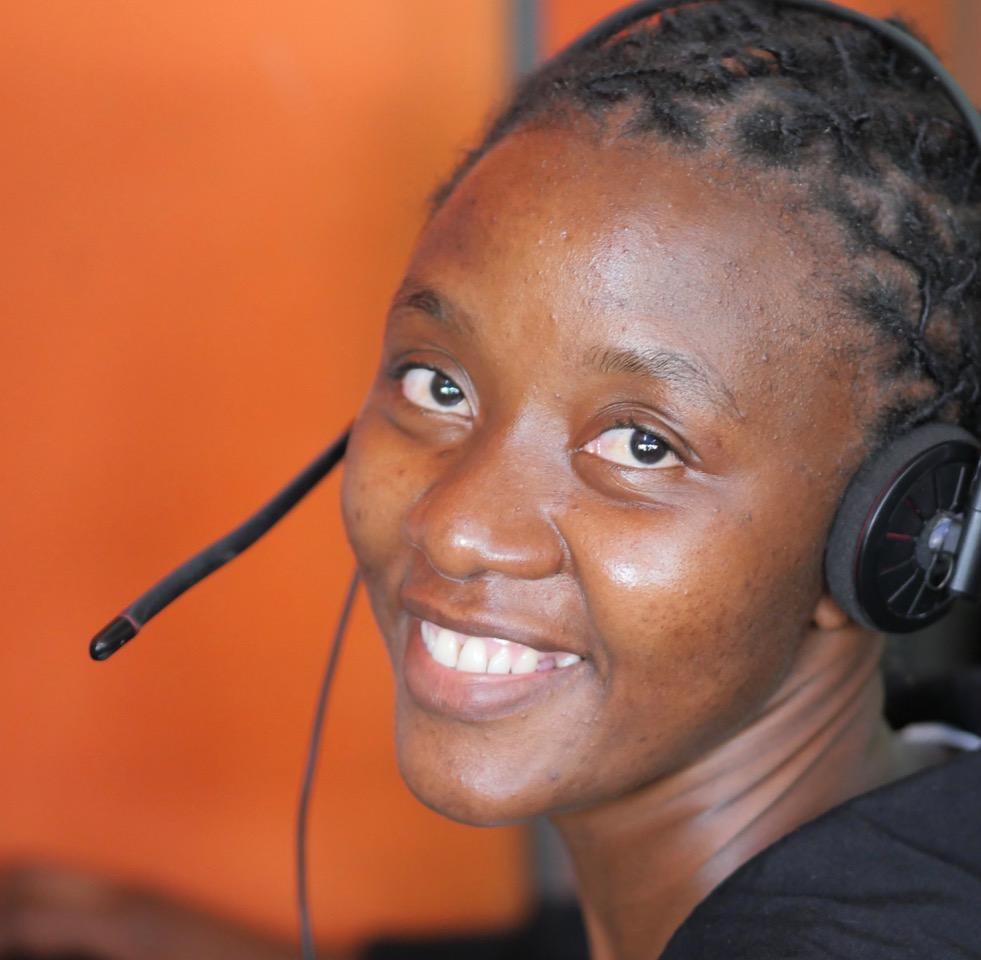 Staff Upper 18 female CSR