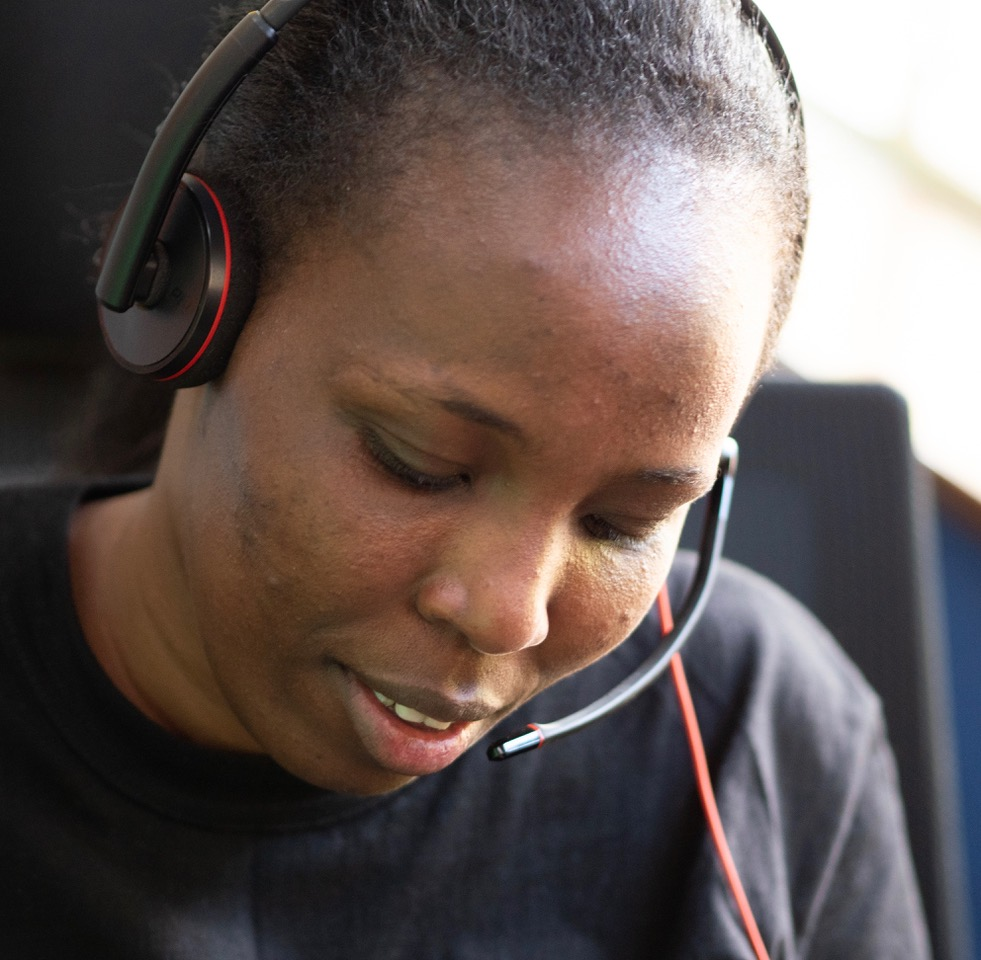 Staff Upper 15 female CSR
